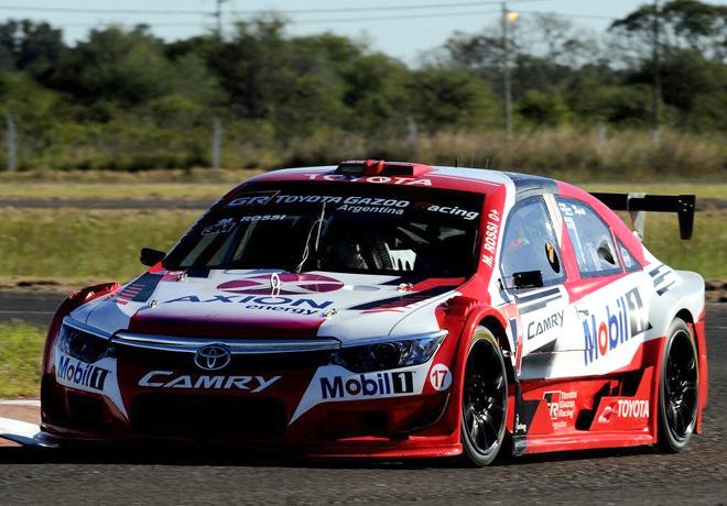 Top Race - Resistencia - Chaco 2017 - Carrera 2 - Matias Rossi - Toyota Camry