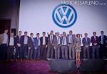 VW - Directivos y equipo en la presentacion Nuevo Passat