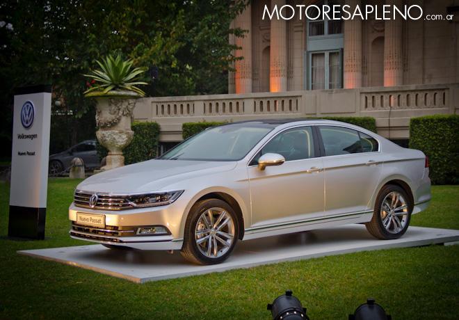 VW - Presentacion Nuevo Passat 3