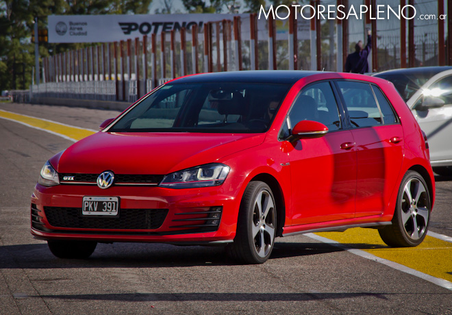 VW Sport Day - Golf GTI