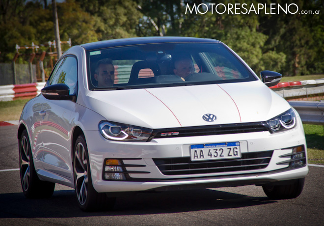 VW Sport Day - Sirocco