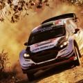 WRC - Argentina 2017 - Dia 2 - Elfyn Evans - Ford Fiesta WRC
