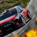 WRC - Corcega 2017 - Dia 1 - Kris Meeke - Citroen C3 WRC