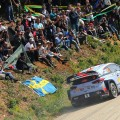 WRC - Corcega 2017 - Dia 2 - Thierry Neuville - Hyundai i20 WRC