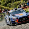 WRC - Corcega 2017 - Final - Thierry Neuville - Hyundai i20 WRC