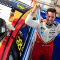 WTCC - Marrakech - Marruecos 2017 - Carrera 1 - Esteban Guerrieri en el Podio