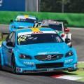 WTCC - Monza - Italia 2017 - Carrera 2 - Thed Bjork - Volvo Polestar