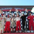 Abarth Competizione - Rosario 2017 - Carrera 2 - El Podio