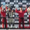 Abarth Competizione - San Martin - Mendoza 2017 - Carrera 2 - El Podio