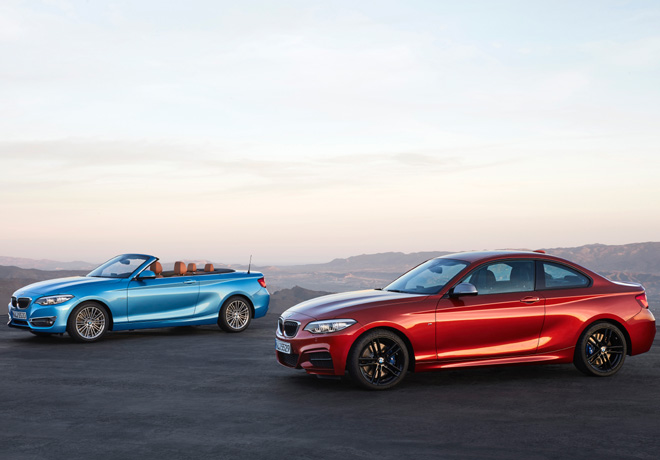 BMW Serie 2 Coupe y Cabriolet 2