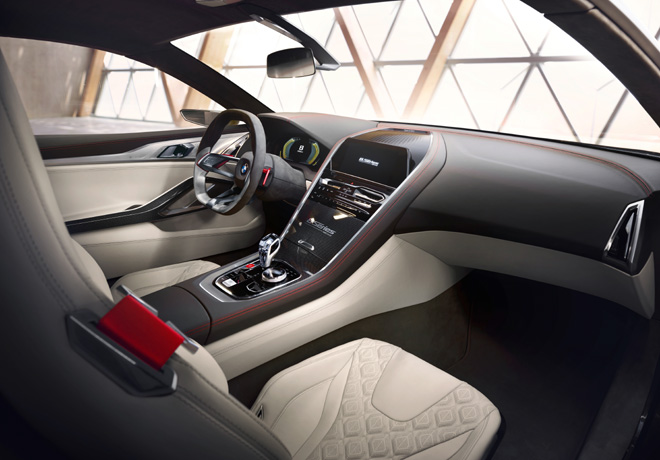 BMW Serie 8 Concept 2