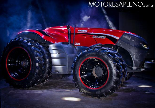 Case IH - Presentacion Tractor Autonomo 3
