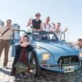 Citroen Argentina festejo los 50 anios del Dyane 5