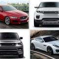 Ditecar - Lineup 2017 Jaguar-Land Rover