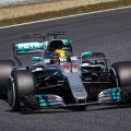 F1 - Espana 2017 - Clasificacion - Lewis Hamilton - Mercedes GP