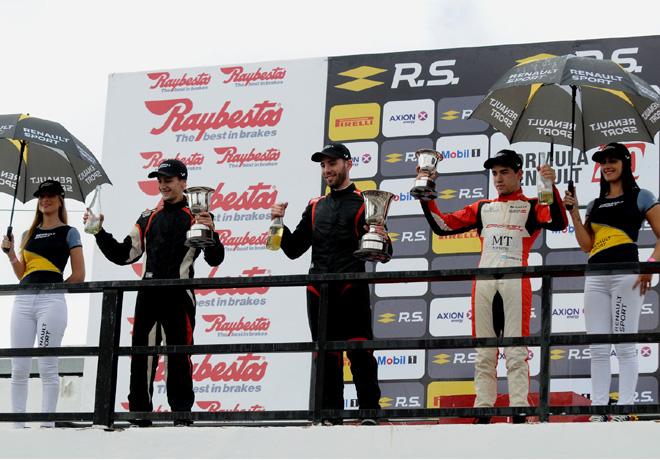 FR20 - San Martin - Mendoza 2017 - Carrera 2 - El Podio