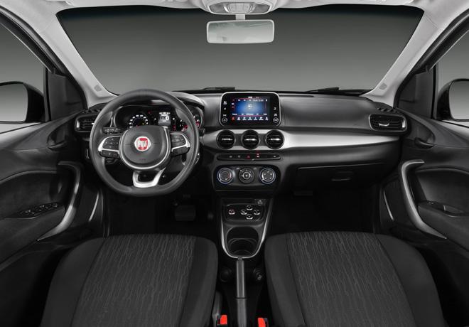 Fiat Argo Drive 1300 GSR 3