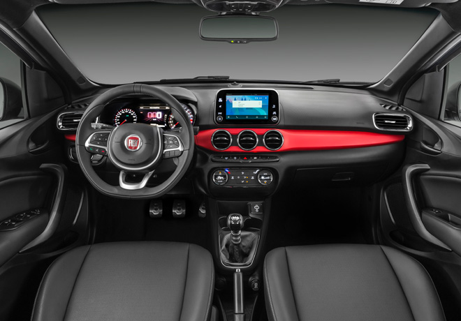 Fiat Argo HGT 1800 2