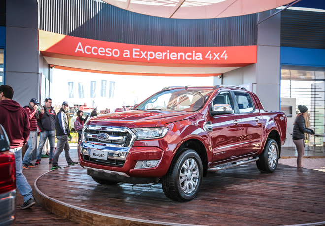Ford - Agroactiva 2017 1