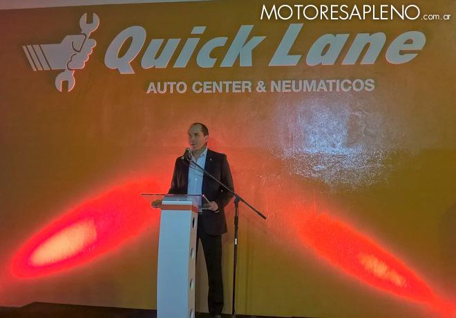 Ford Argentina inauguro el Quick Lane nro 11 en Munro 2