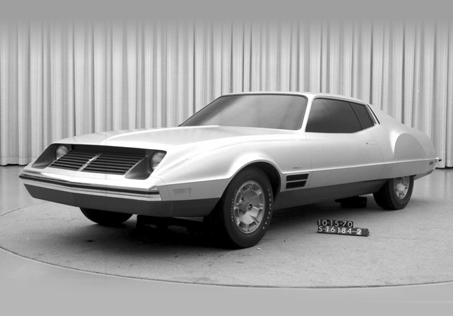 Ford Mustang Concept 1970