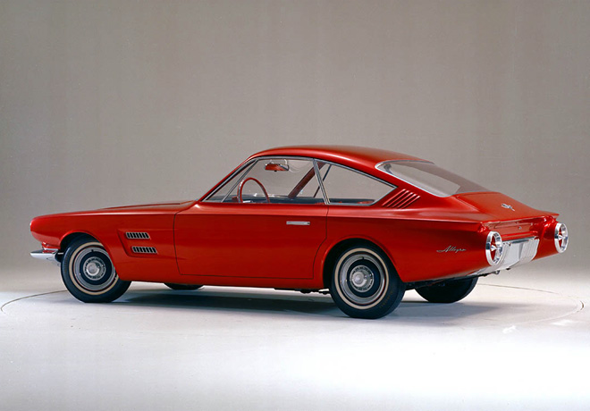 Ford Mustang Prototipo 1961