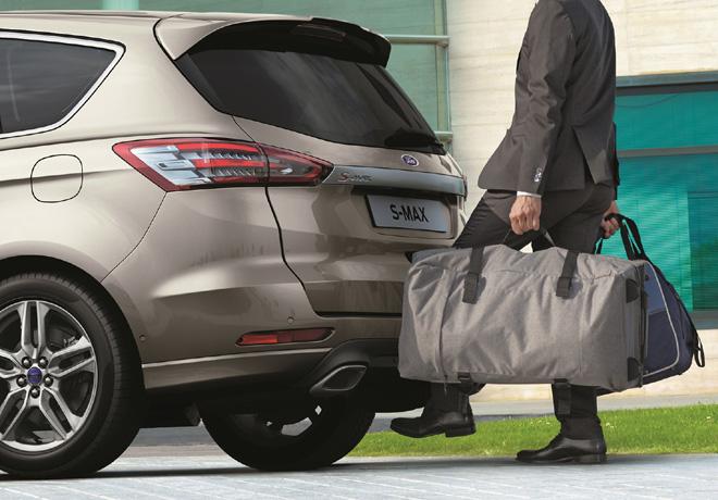 Ford - Nuevo S-Max - Un referente en tecnologia 1