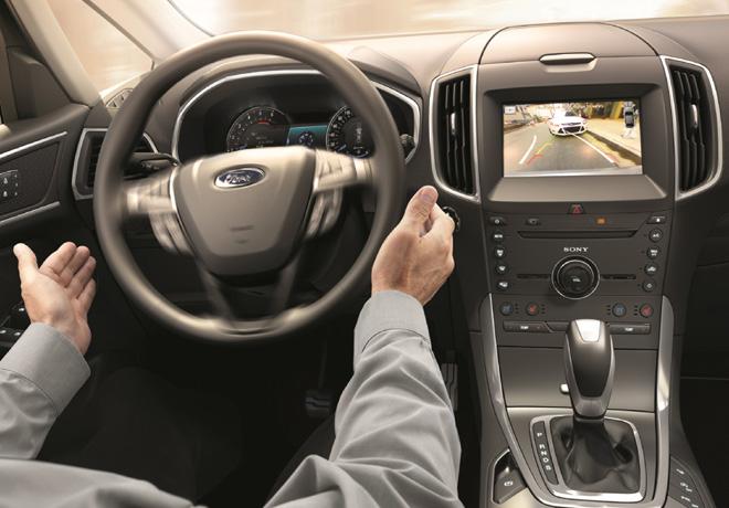 Ford - Nuevo S-Max - Un referente en tecnologia 2