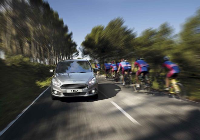 Ford - Nuevo S-Max reune las ultimas tecnologias disponibles en Seguridad