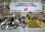Honda - Inauguracion Linea de Produccion de Motos 2