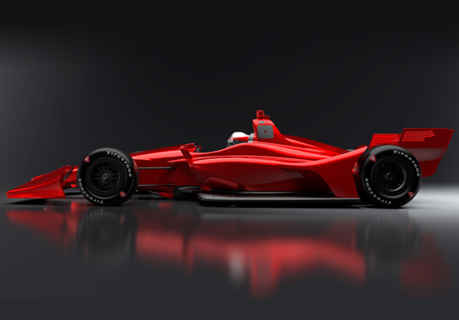 IndyCar - 2018 Car - Circuito Mixto 5