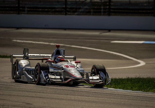 IndyCar - Indianapolis 2017 - Carrera - Will Power