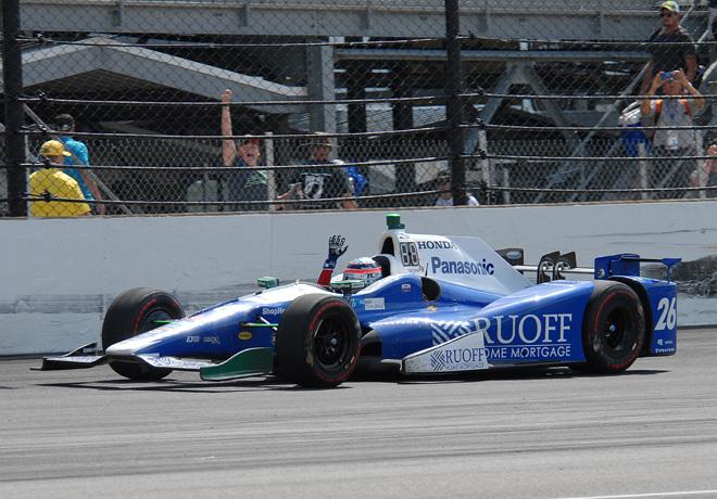 IndyCar - Indianapolis 500 2017 - Takuma Sato