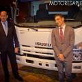 Isuzu regresa a la Argentina de forma oficial 5