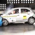 Latin NCAP - Chevrolet Onix - con 2 Airbags