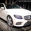 Mercedes-Benz Clase E 2017 1