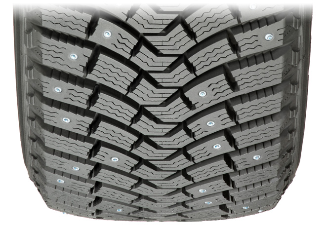 Michelin - Neumaticos con clavos