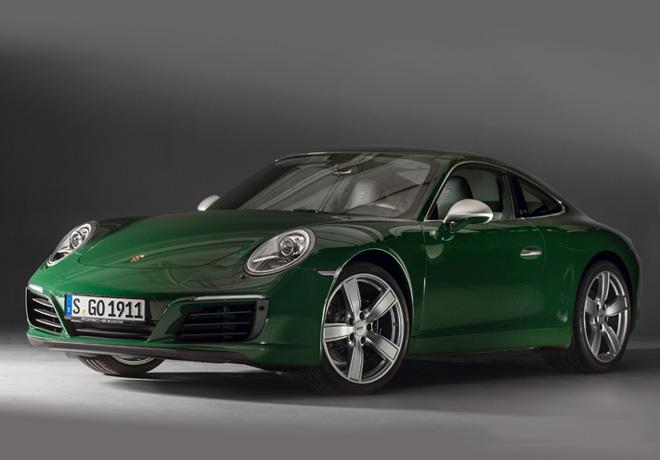 Porsche 911 - unidad un millon 1
