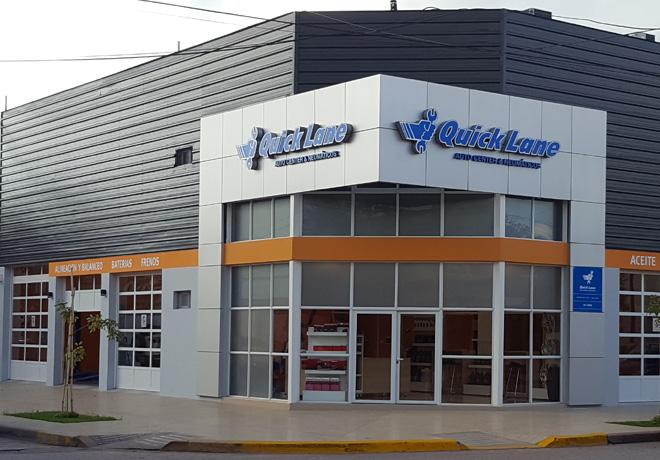 Quick Lane abre su 13er Centro de Operaciones en Presidente Roque Saenz Pena - Chaco 1