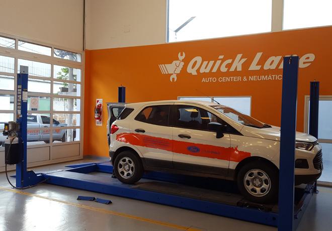 Quick Lane abre su 13er Centro de Operaciones en Presidente Roque Saenz Pena - Chaco 2
