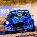Rally Argentino - Plaza Huincul y Cutral Co 2017 - Etapa 1 - Geronimo Padilla - Peugeot 208 MR
