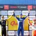 STC2000 - Rosario 2017 - Carrera 2 - Facundo Ardusso - Agustin Canapino - Matias Rossi en el Podio