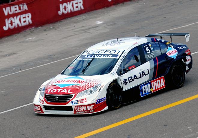 STC2000 - San Martin - Mendoza 2017 - Final - Fabian Yannantuoni - Peugeot 408