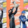 STC2000 - San Martin - Mendoza 2017 - Final - Mariano Werner - Fabian Yannantuoni - Agustin Canapino en el Podio