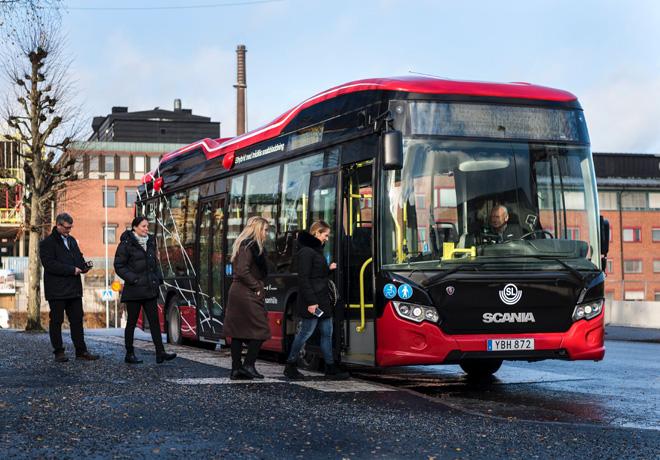 Scania desarrolla proyectos de movilidad con energias alternativas 1