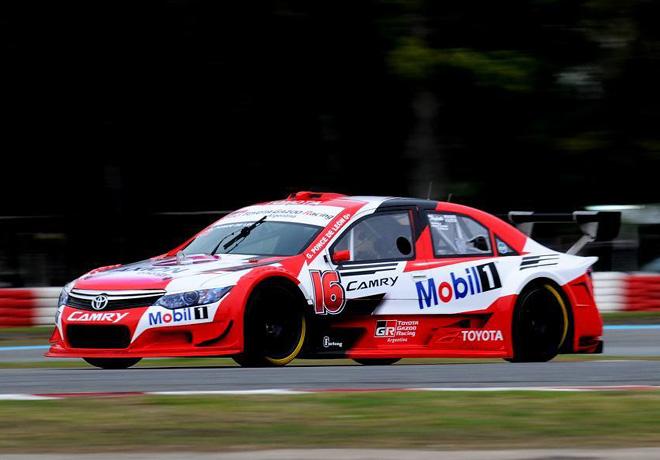 Top Race - Buenos Aires 2017 - Carrera - Gabriel Ponce de Leon - Toyota Camry