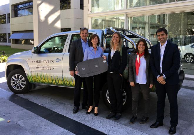VW Argentina colabora con la conservacion del Parque Nacional Ibera 1