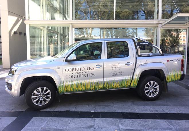 VW Argentina colabora con la conservacion del Parque Nacional Ibera 2