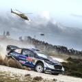 WRC - Portugal 2017 - Dia 1 - Ott Tanak - Ford Fiesta WRC