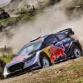 WRC - Portugal 2017 - Dia 2 - Sebastien Ogier - Ford Fiesta WRC
